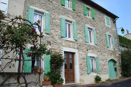 Maison traditionnelle 8 personnes - Ferrals-les-Montagnes - Hus