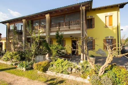 Casa algisa con giardino di Aloe - Appartement