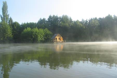 Cabanes sur pilotis Le Paraclet ! - House