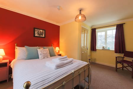 Double room near harbour - Mevagissey - Bed & Breakfast