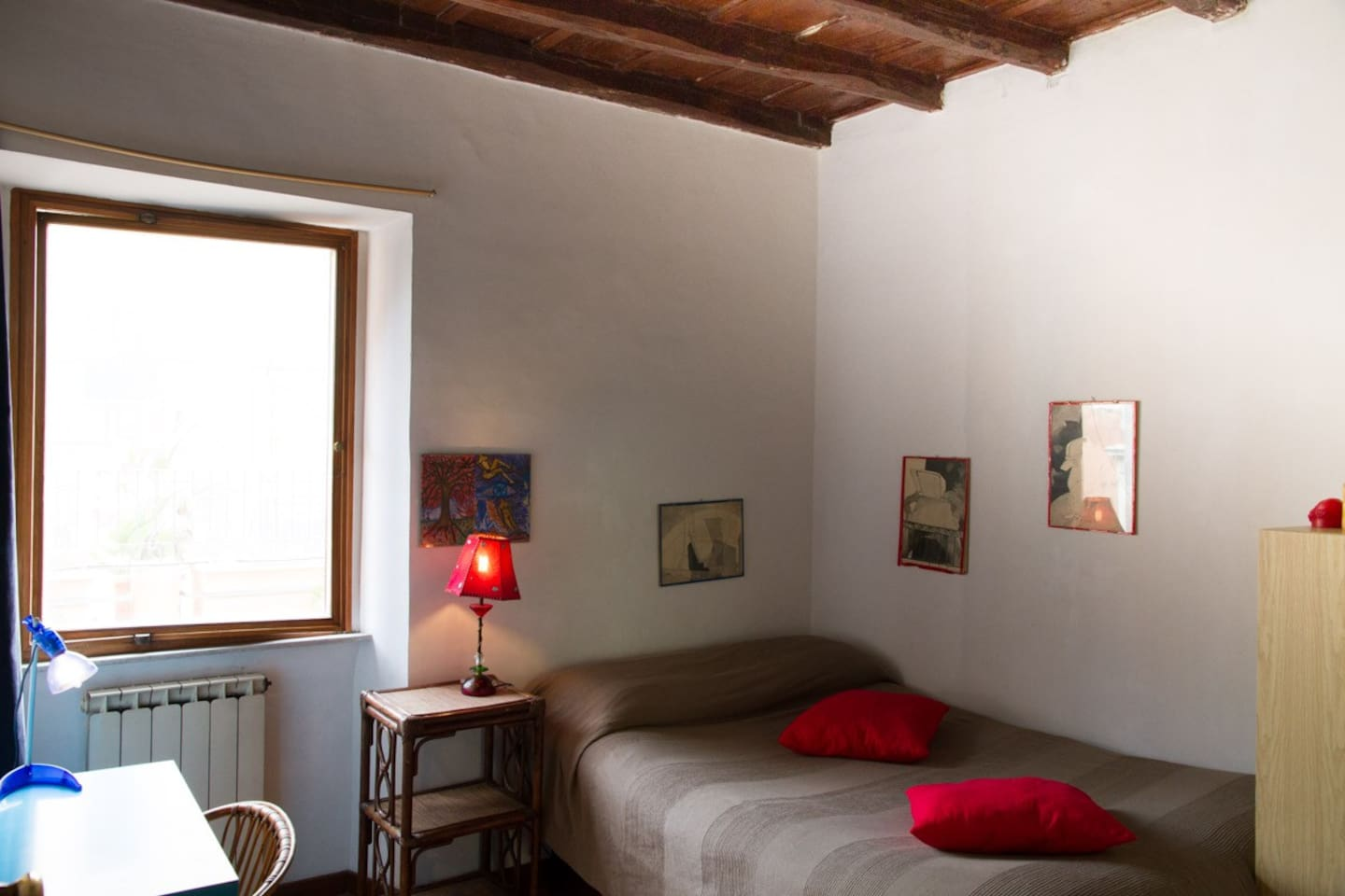B&B. Nice Room in Magic Trastevere