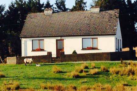 The property is an idyllic rural cottage located in a tranquil and beautiful part of Connemara, yet only 5 km from Oughterard and 32 km from Galway City. It is perfect for taking time out in nature with abundance of private walking trails.