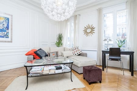 Beautiful apartment/Luxembourg Park