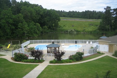 LAKEFRONT CONDO - LAKE MARTIN - Alexander City