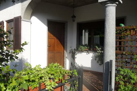 RAINBOW APARTMENT- relax & sun - Cannobio - Apartment