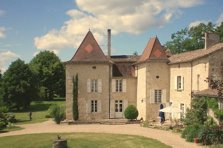 B&B in the Château de Mondésir - Bed & Breakfast