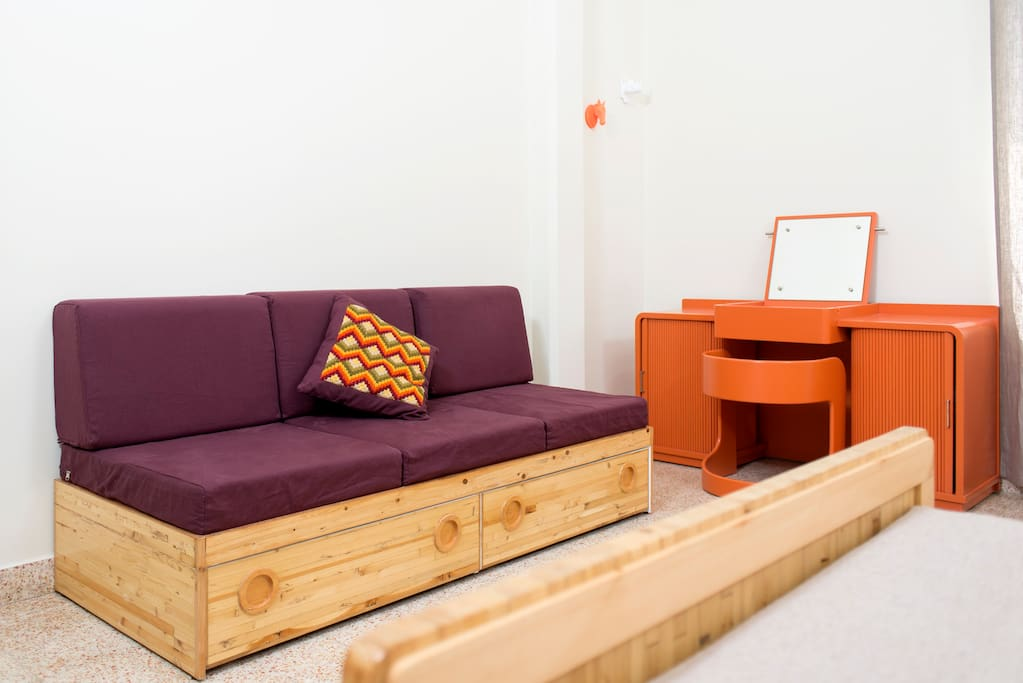 The Sofa/Bed