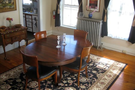 Bright colonial 1 bedroom apt. - Portsmouth - Appartamento