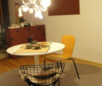 cosy, modern place in an old house. - Linz an der Donau - Apartment
