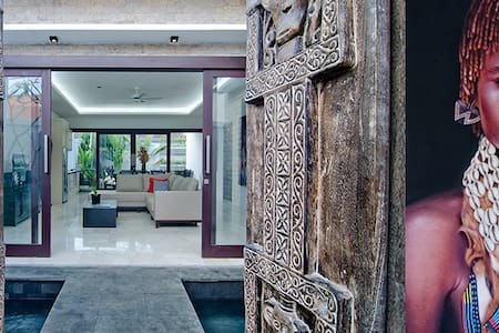 Brand New Private 2 Bed room Villa - South Denpasar - Villa