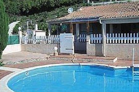villa piscine privée - Talo