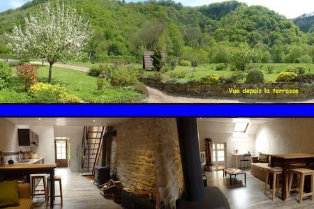 Gîte du Moulin de la Source - Huoneisto