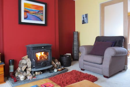 Cosy 3 Bed Semi Ennis free parking