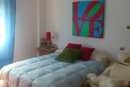 habitacion amplia y  muy luminosa - Cáceres - Pis