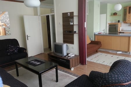 Downtown apartment in Prishtina - 아파트
