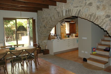 Historic Rural House in Catalonia