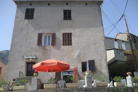 Appartement en castagniccia - Apartament