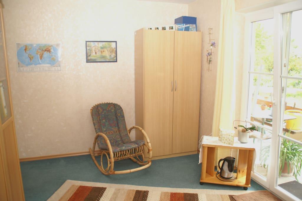 "Nice cozy single room ""benjamin"""