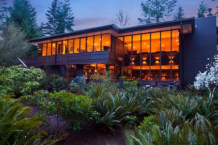 Mid Century Dream House - Kent - Casa