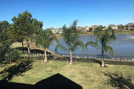 SuperBowl 2017 Premium Lake View Home - Pearland - Hus