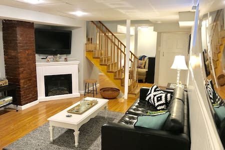 The Bostonian: 2BR City Sanctuary - Boston - Lakás