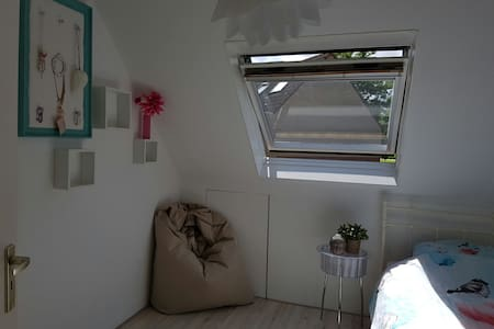 Stylish, cosy and light room - Purmerend - House