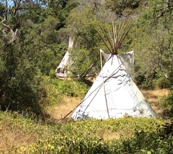 rustic lodging - Big Sur - Nature lodge