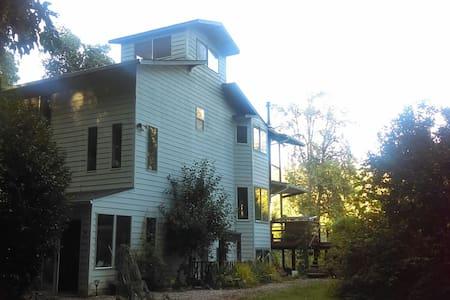 Garden da Vida [Organic Farm-stay] - Rumah