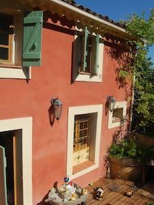 Charmante maison provençale, au coeur des vignes - Carnoules - House