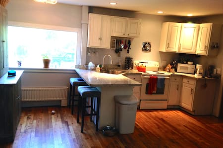 Adorable Apartment in Middlebury! - Middlebury - Wohnung