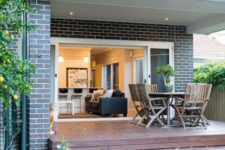 Ashfield, Sydney home: Food & Fun - Ev