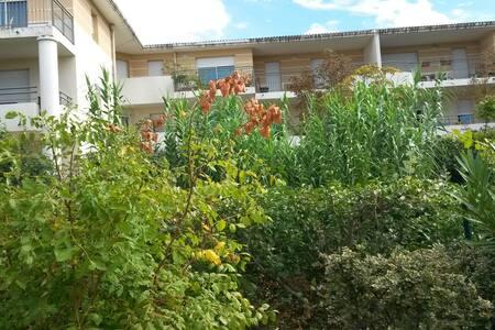 appartement au calme dans résidence proche avignon - Morières-lès-Avignon - Apartment