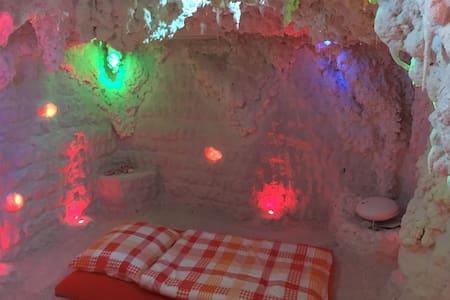 Salt Cave in Jesenice - Grotte