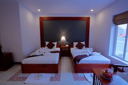 Family Room - Pub Street Area - Krong Siem Reap - Bed & Breakfast