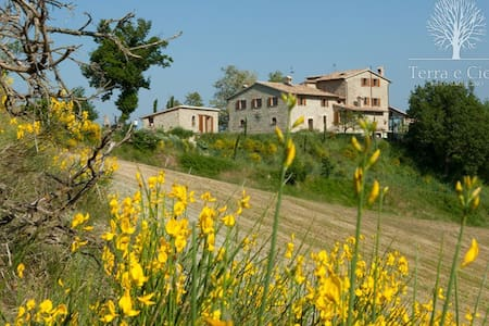 "B&B Terra e Cielo ""Calmancino"" Camera Matrimoniale - Bed & Breakfast"