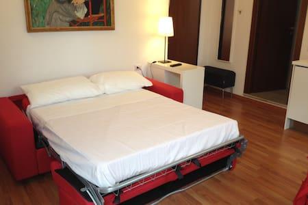 Monolocale comodo per Malpensa, Milano e laghi - Busto Arsizio