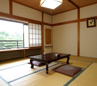 昭和の香り☆どこか懐かしい『ほっとする湯宿』石川荘 - Villa