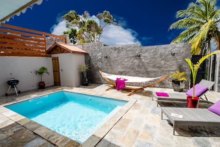 Villa de standing piscine privée - Sainte-Luce