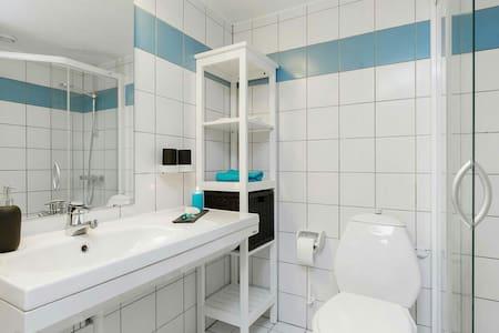 2 roms leilighet på Moholt i Trondheim - Wohnung
