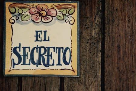 Casa ¨El Secreto¨ Colonia del Sacramento, Uruguay - Colonia Del Sacramento - Casa
