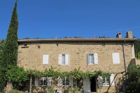 TACHAY Chambre 5 - Gilhoc-sur-Ormèze - Casa