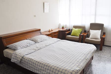 Xie Xie House@3F Double bed room - House