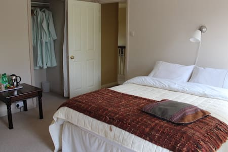 Comfortable double room - Bed & Breakfast