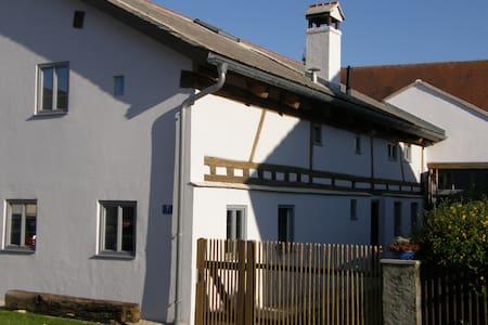 """Denkmalhaus """"Beim Kirchenschuster"""" - Wohnung"""