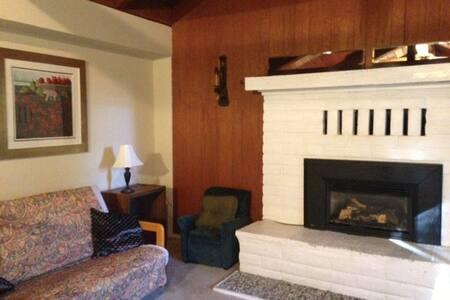 2 decks, fireplace, 3/2 in  Woods - Twain Harte - House