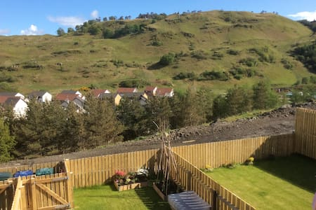 Light Double Room in Oban - Oban - Casa