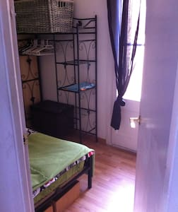 Room for 1 person with balcony - Barcelona - Apartment