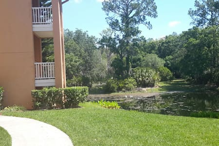 Close to Disney, Best stay in town! - Kissimmee - Apartamento