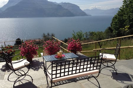 Orchidea amazing view lake Como - San Siro