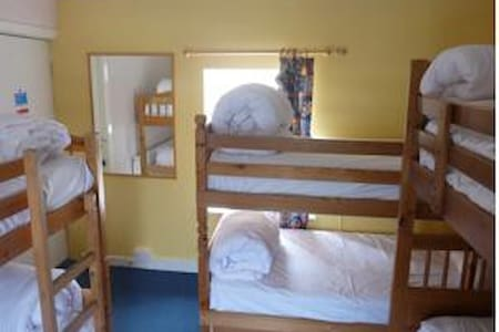 Shared Dorm room - Bed & Breakfast